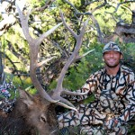 ZAC GRIFFITH FIRST LITE NEW MEXICO BULL ELK